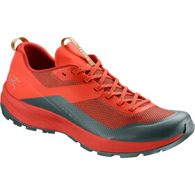 Arc'teryx Norvan VT 2 Shoes Men dyno red/yukon